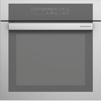 Barazza 60 cm Feel built-in multiprogram oven with Touch Control 1FFYPI