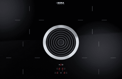BORA Basic BIA induction venting hob - Ducted