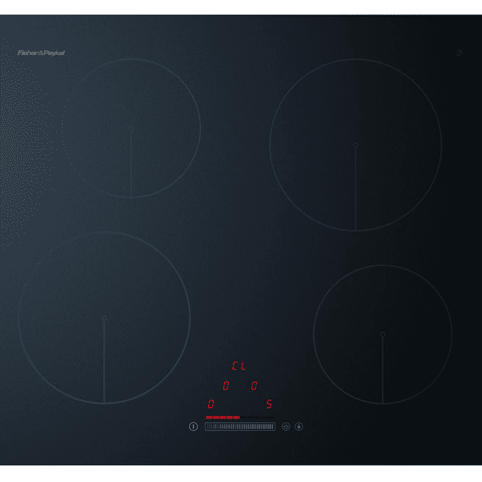 Fisher & Paykel CI604CTB1 60cm 4 Zone Induction Hob
