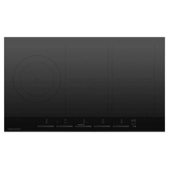 Fisher & Paykel CI905DTB4 90cm 5 Zone Induction Hob