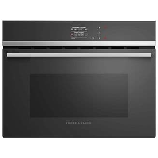 Fisher & Paykel OM60NDB1 Compact Combination Microwave