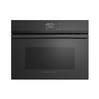 Fisher & Paykel OS60NDBB1 Compact Combination Steam Oven