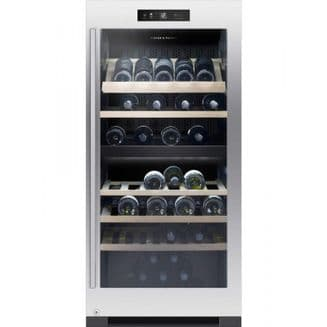 Fisher & Paykel RF206RDWX1 Freestanding Wine Cooler - Stainless Steel