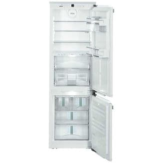 LIEBHERR Premium ICBN3386 fully integrated Fridge freezer | Bio Fresh | No Frost