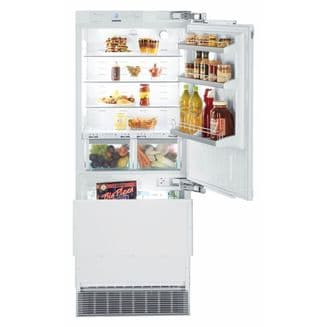 Liebherr Premium Plus ECBN5066-001 Food Centre Fully integrated fridge freezer | Right hand hinge