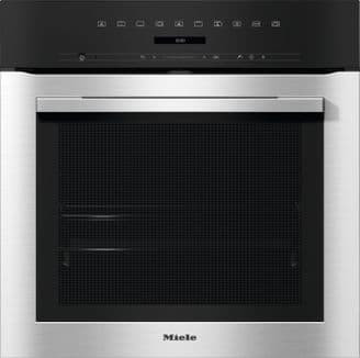 MIELE Contourline H7162BP single  oven - Clean steel