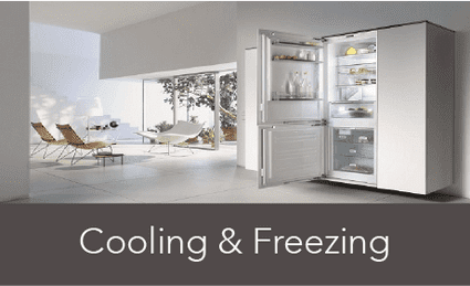 Miele Cooling