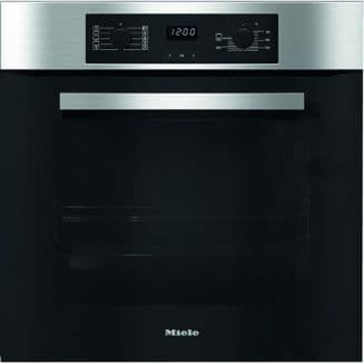 MIELE Discovery Single Oven H2265-1B Built-in | Clean Steel