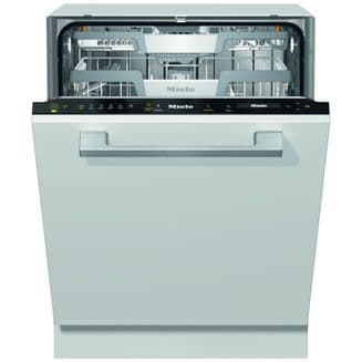 Miele G7362SCVI Fully Integrated Dishwasher with energy efficiency class A+++