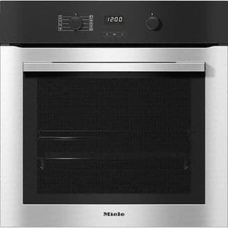 MIELE H 2760BP Oven attractive stainless steel design with FlexiClip runners