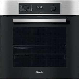 MIELE H2267-1BP Active Oven with timer, XL oven compartment, pyrolytic cleaning & FlexiClip runners