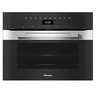 MIELE H7440BM Compact microwave combination oven