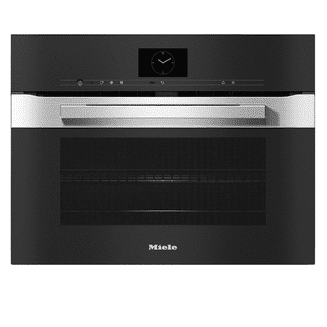 MIELE H7640BM Compact microwave combination oven with food probe