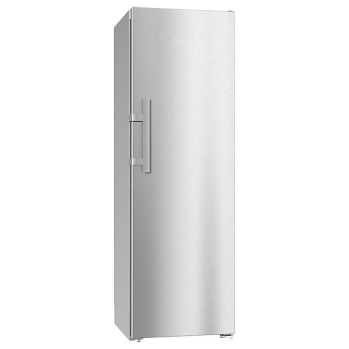 MIELE K28202 D Clean Steel Freestanding refrigerator | Dynamic cooling | Lever handle