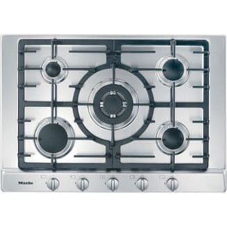 MIELE KM2032 Gas hob | 5 burners for versatile cooking convenience