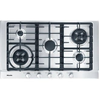 MIELE KM2054 Gas hob | 2 dual wok burners