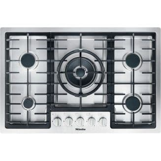 MIELE KM2335 Gas hob | Mono wok burner | Flush Fit