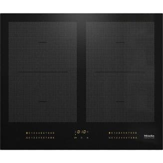 MIELE KM7564 FL Induction hob with onset controls with 4 PowerFlex cooking areas