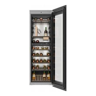 MIELE KWT 6722 iGS Built-in wine conditioning unit with FlexiFrame | Push2open