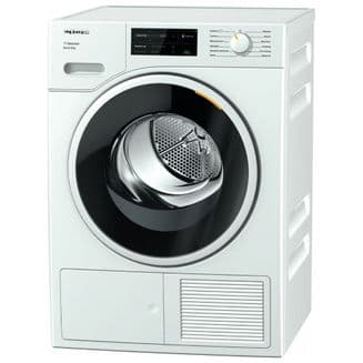 Miele TSJ663WP Eco & 9KG - Heat pump tumble dryer