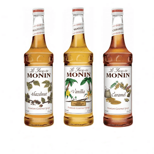 70cl Monin Classic Collection