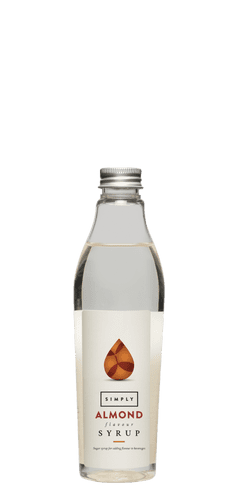 Almond Simply 25CL Syrups