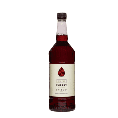 Cherry Simply 1L Syrups