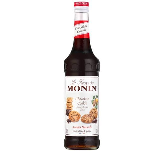 Chocolate Cookie Monin 70cl Syrup