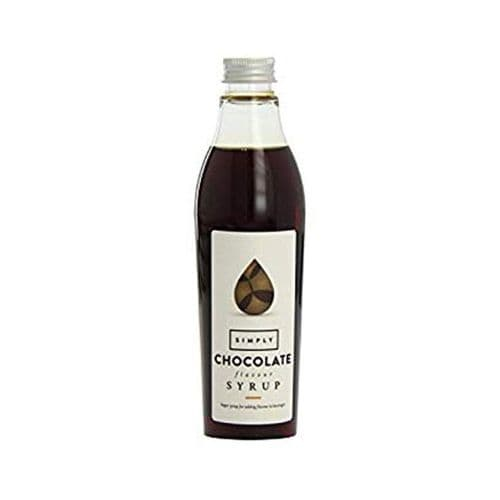 Chocolate Simply 25CL Syrups
