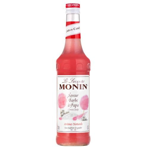 Cotton Candy Monin 70cl Syrup