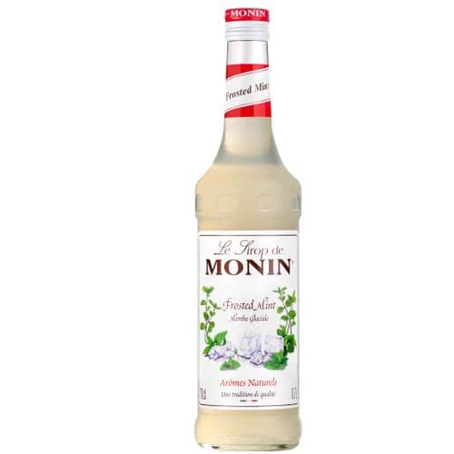 Frosted Mint Monin 70cl Syrup