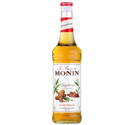 Gingerbread Monin 70cl Syrup