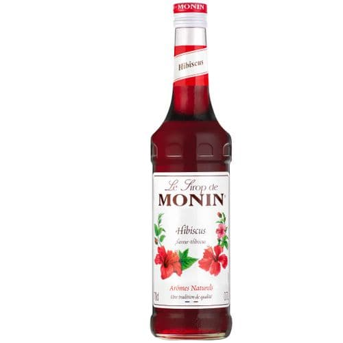 Hibiscus Monin 70cl Syrup