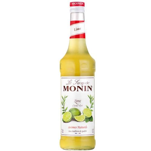 Lime Monin 70cl Syrup