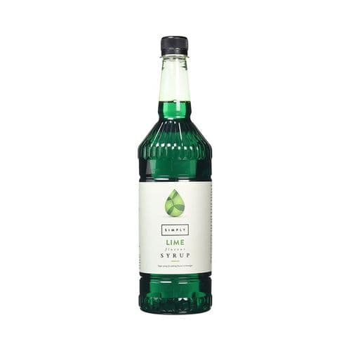 Lime Simply 1L Syrups