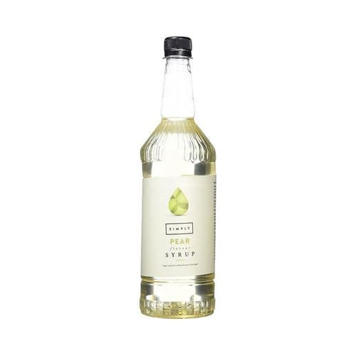 Pear Simply 1L Syrups