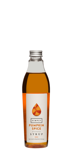 Pumpkin Spice Simply 25CL Syrups