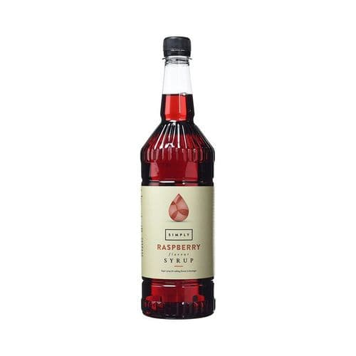 Raspberry Simply 1L Syrups