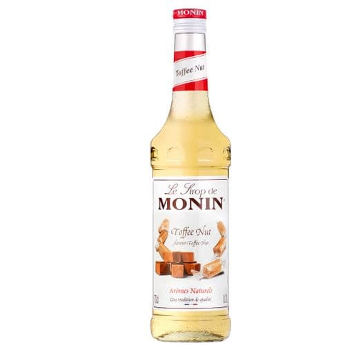 Toffee Nut Monin 70cl Syrup