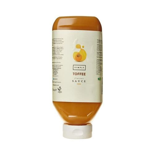 Toffee Simply 1.2kg Sauce
