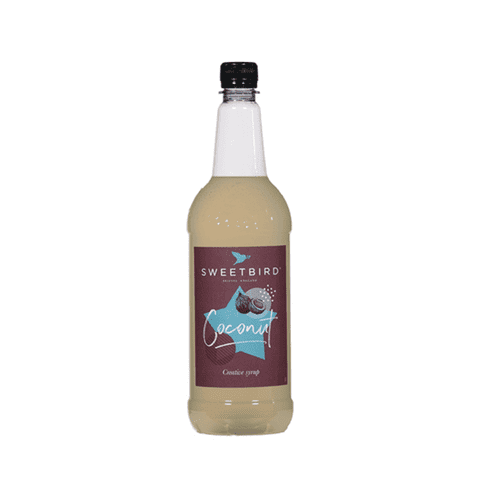 Coconut Sweetbird 1L Syrup
