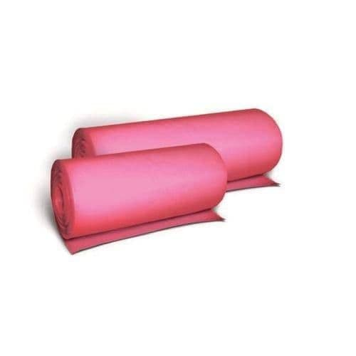 Disposable Pink Piping Bags (Roll of 80 Bags)