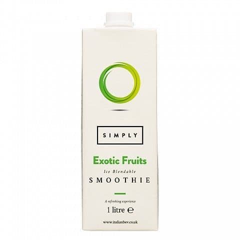 Exotic Fruits Simply 1L Smoothie Mix