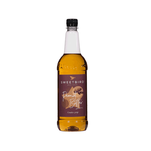 Peanut Butter Sweetbird 1L Syrup