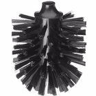 Dornbracht Replacement Toilet Brush, Matt black 08185060190