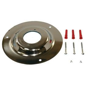 Gummers Chrome Antique Concealing Plate Kit SK1500-10CP