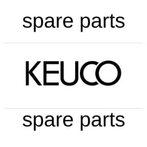 Keuco Replacement Plastic Shower Seat For 14980 010037 Model 55120.37