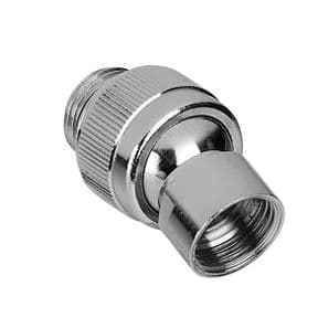 Lefroy Brooks Chrome Classic Connector LB1725CP